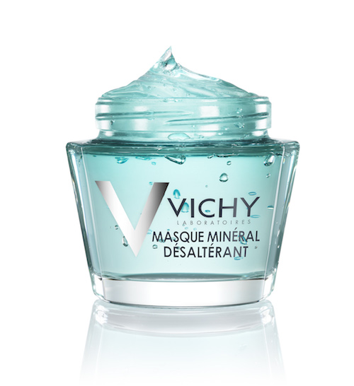 Mineral-Masken von VICHY - Feuchtigkeitsspendend, offen