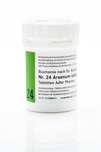 Schüssler Salz Nr. 24 D12 Arsenum jodatum