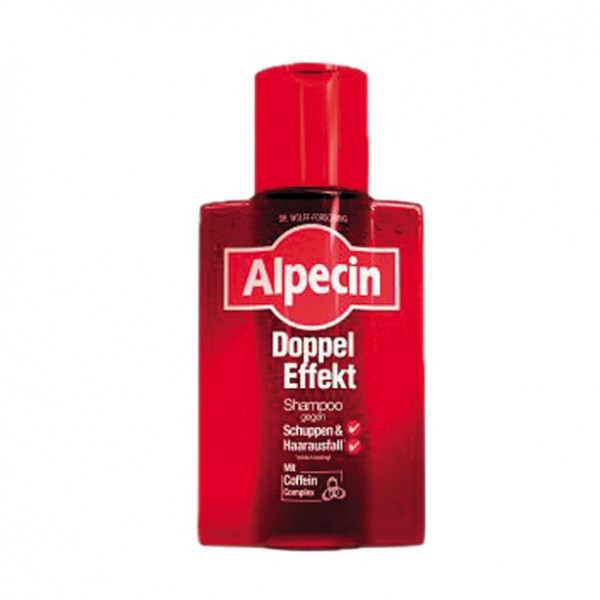 Alpecin Doppel-Effekt-Coffein Shampoo