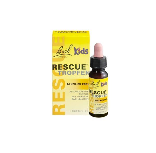 Bachblüten Rescue Kids