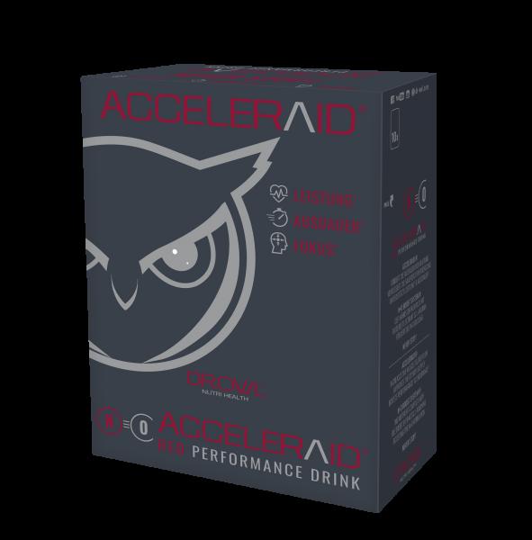 DR.OWL Acceleraid Sachets 10er Pack
