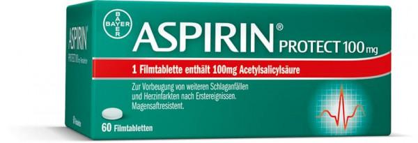 Aspirin Protect 100 mg Filmtabletten