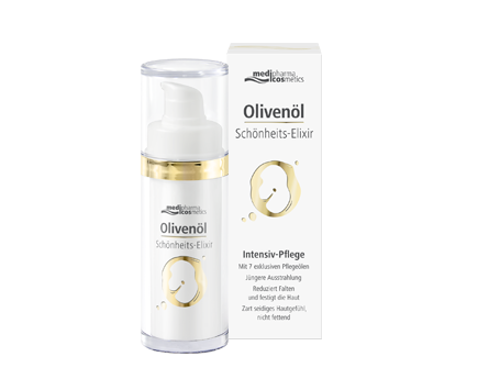 Medipharma Cosmetics Olivenöl Schönheits-Elixir Intensiv-Pflege