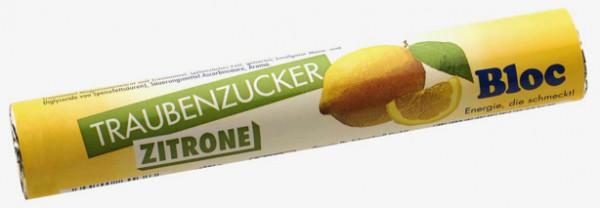 Traubenzucker Zitrone