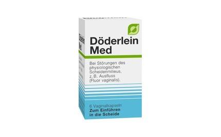 Döderlein Med - Vaginalkapseln