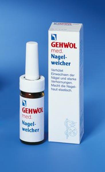 Gewohl Med Nagel Weicher