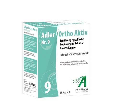 Adler Pharma Ortho Aktiv Nr. 9