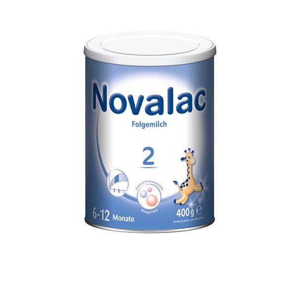 Novalac 2 Milchnahrung für Babys