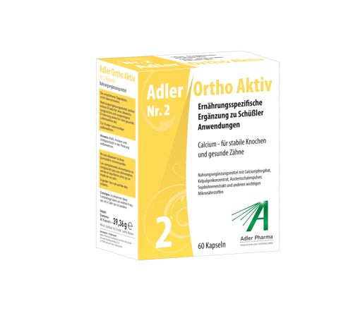 Adler Pharma Ortho Aktiv Nr. 2