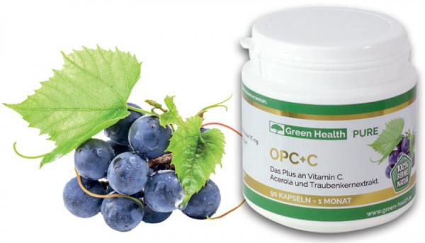 Green Health Pure OPC+C Kapseln