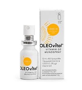Oleovital Vitamin D3 1000IE Spray