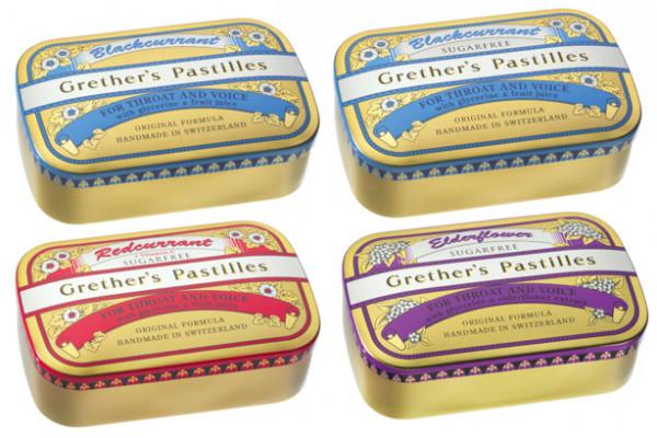 Grether's Pastilles Blueberry