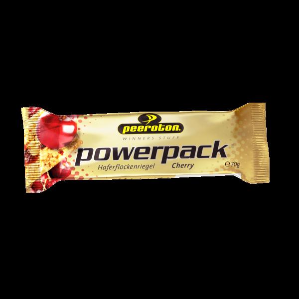 PEEROTON Power Pack Riegel Cherry