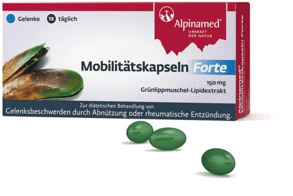 Alpinamed Mobilitätskapseln forte
