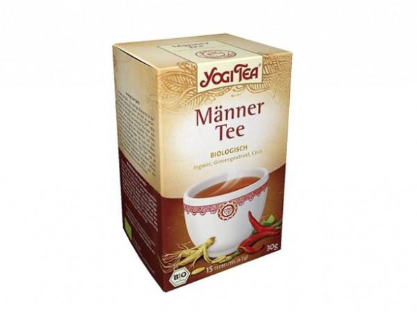 YOGI TEA® Männer Tee