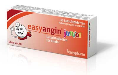 Easyangin junior Lutschtbl