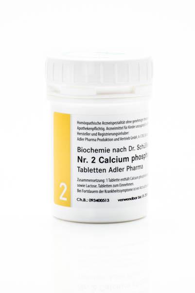 Schüssler Salz Nr. 2 Calcium phosphoricum