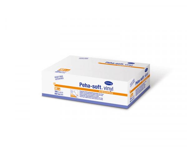 Einmal-Handschuh Peha-soft vinyl Powderfree XS