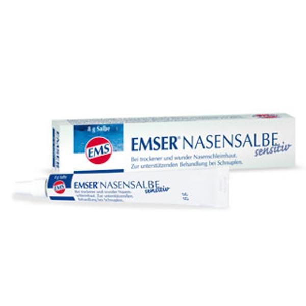 Nasensalbe sensitiv