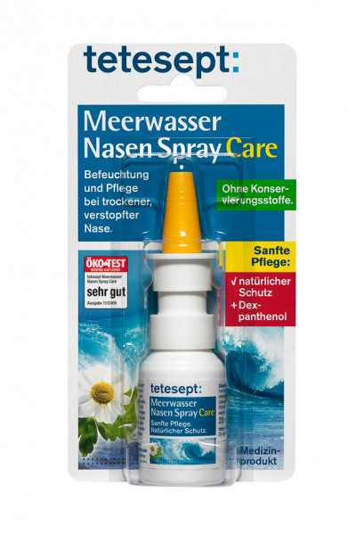 Meerwasser Nasenspray Care 20ml