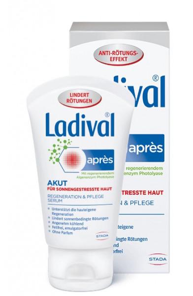 Ladival® Akut Beruhigungs-Fluid Après Pflege für das Gesicht