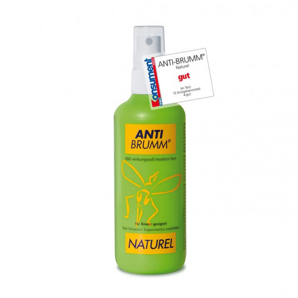 Anti Brumm Naturel Insektenspray
