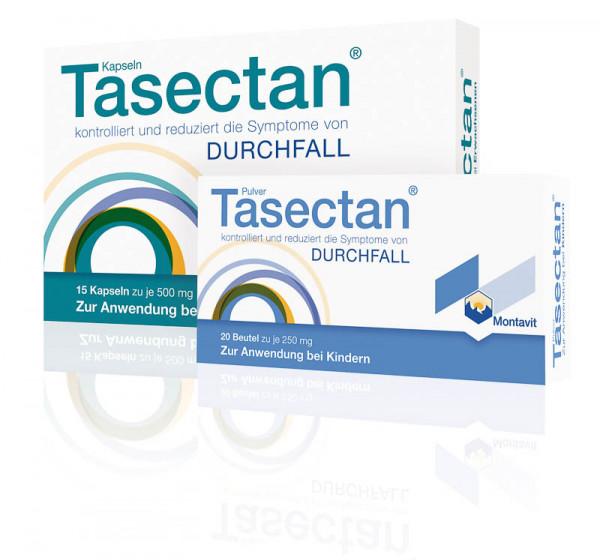 Tasectan Pulver 250mg für Kinder