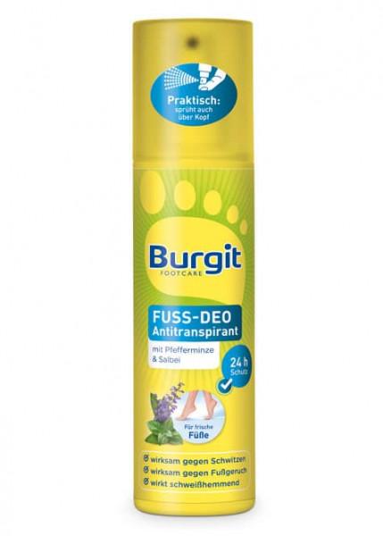 Burgit Fuß-Deo Antitranspirant