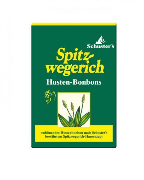 Spitzwegerich Husten-Bonbons