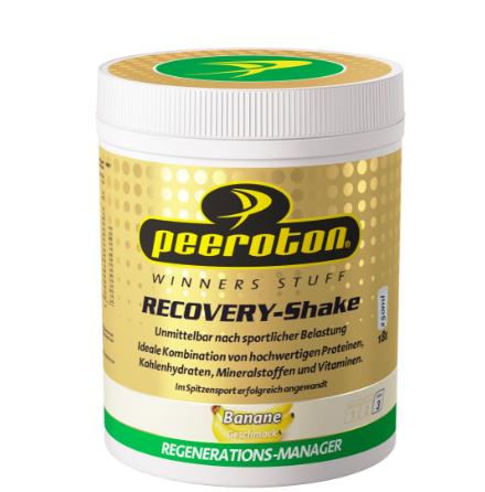 PEEROTON Recovery Shake Banane