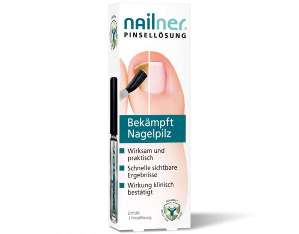 Nailner Nailner Nagelpilz Pinsellösung 5ml