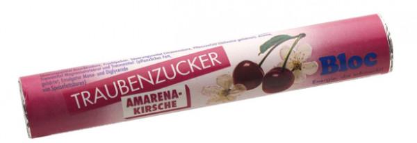 Bloc Traubenzucker Amarena Kirsche