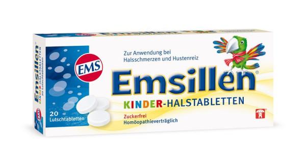 Emser Emsillen Kinder-Halstabletten
