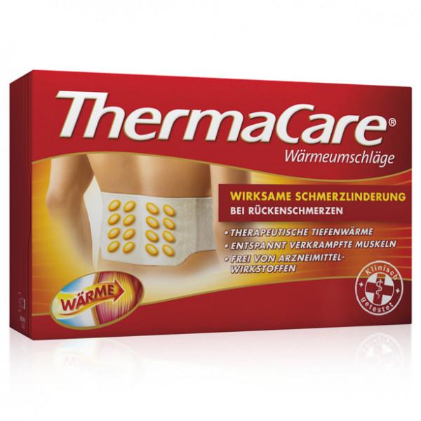 ThermaCare Wärmepflaster Rückenumschläge