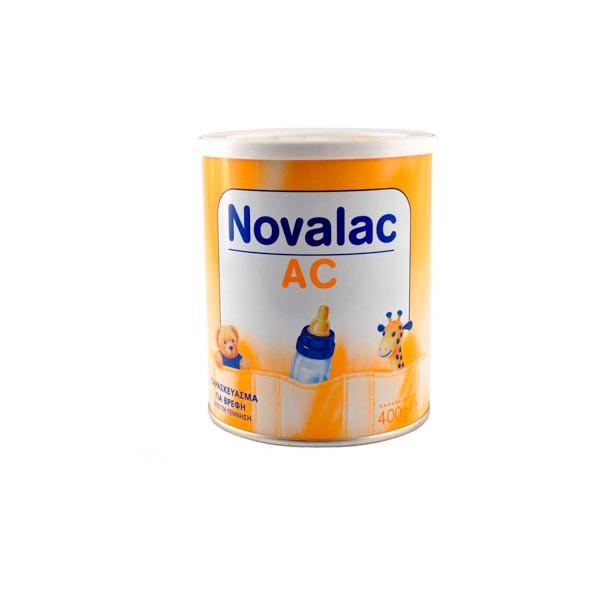 Novalac AC Milchnahrung bei Babys mit Koliken