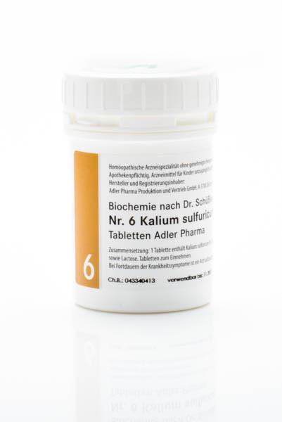 Schüssler Salz Nr. 6 Kalium sulfuricum