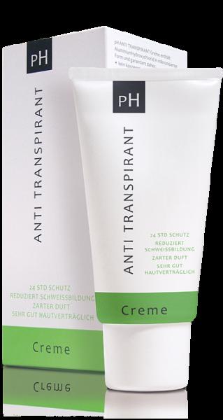 pH Anti Transpirant Creme