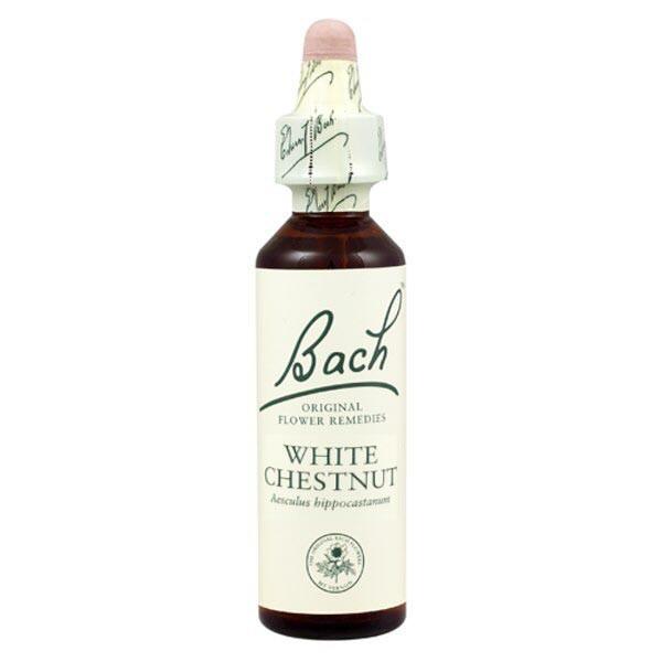 Bachblüten White Chestnut Nr. 35
