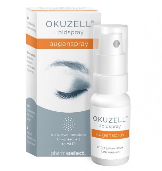 Okuzell Lipid Augenspray