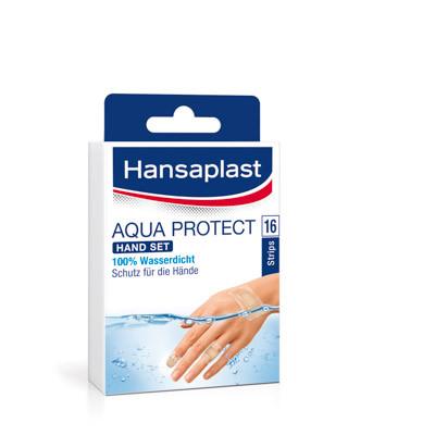 Hansaplast Aqua Protect Hand-Set