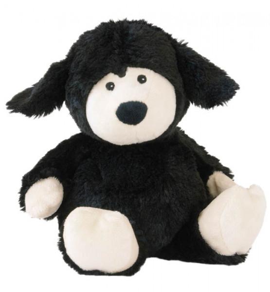 Wärmestofftier Schaf schwarz
