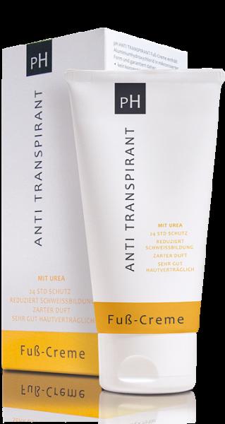 pH Anti Transpirant pH Anti Transpirant Fußcreme
