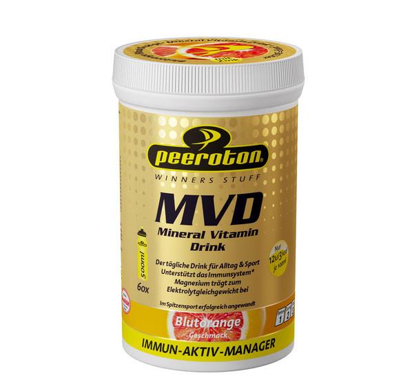 PEEROTON Mineral Vitamin Drink Blutorange