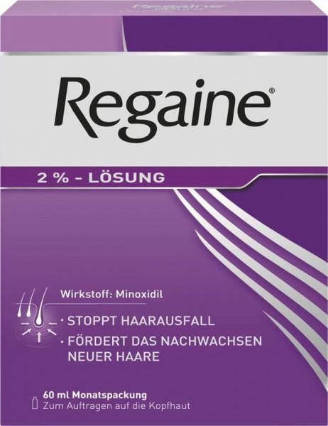 Regaine 2 % - Lösung