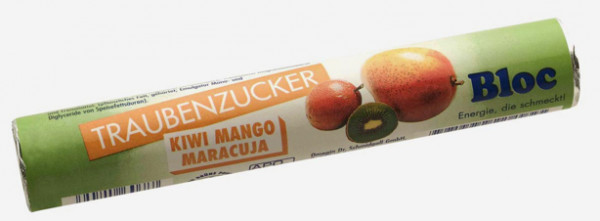 Traubenzucker Kiwi Mango Maracuja