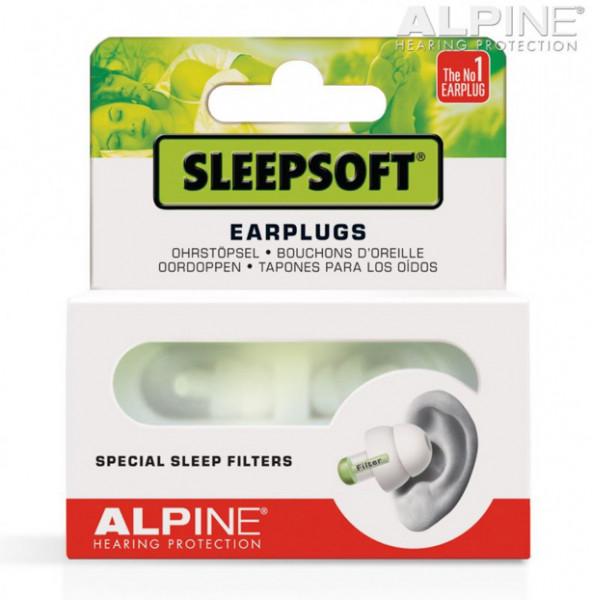 Gehörschutz SleepSoft+