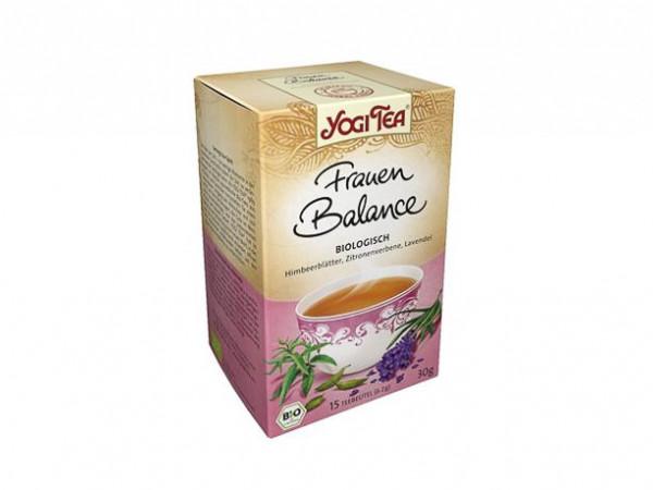 YOGI TEA® Frauen Balance