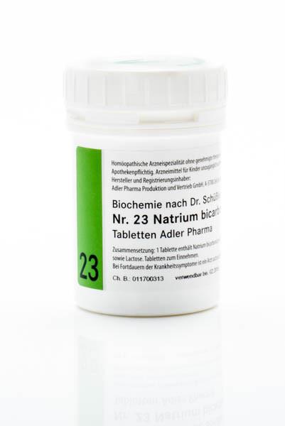Schüssler Salz Nr. 23 D12 Natrium bicarbonicum