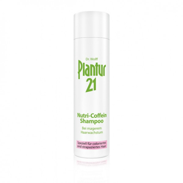 Plantur Plantur 21 Nutri-Coffein-Shampoo COLOR