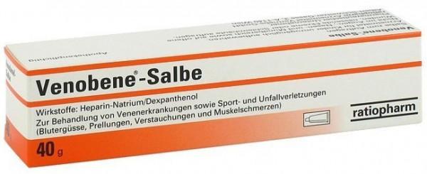 Venobene - Salbe